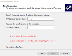 sonicwall global vpn client kurulumu 1
