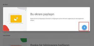 Google Remote Desktop Uzak Masaüstü Uygulaması -1