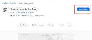 Google Remote Desktop Uzak Masaüstü Uygulaması 2